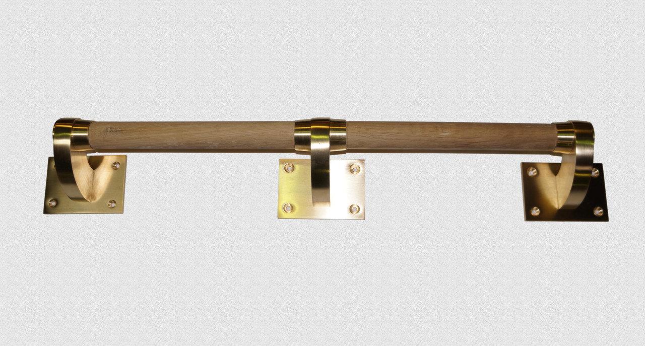 Ручка дверная опорная Парковая, арт: 01-048