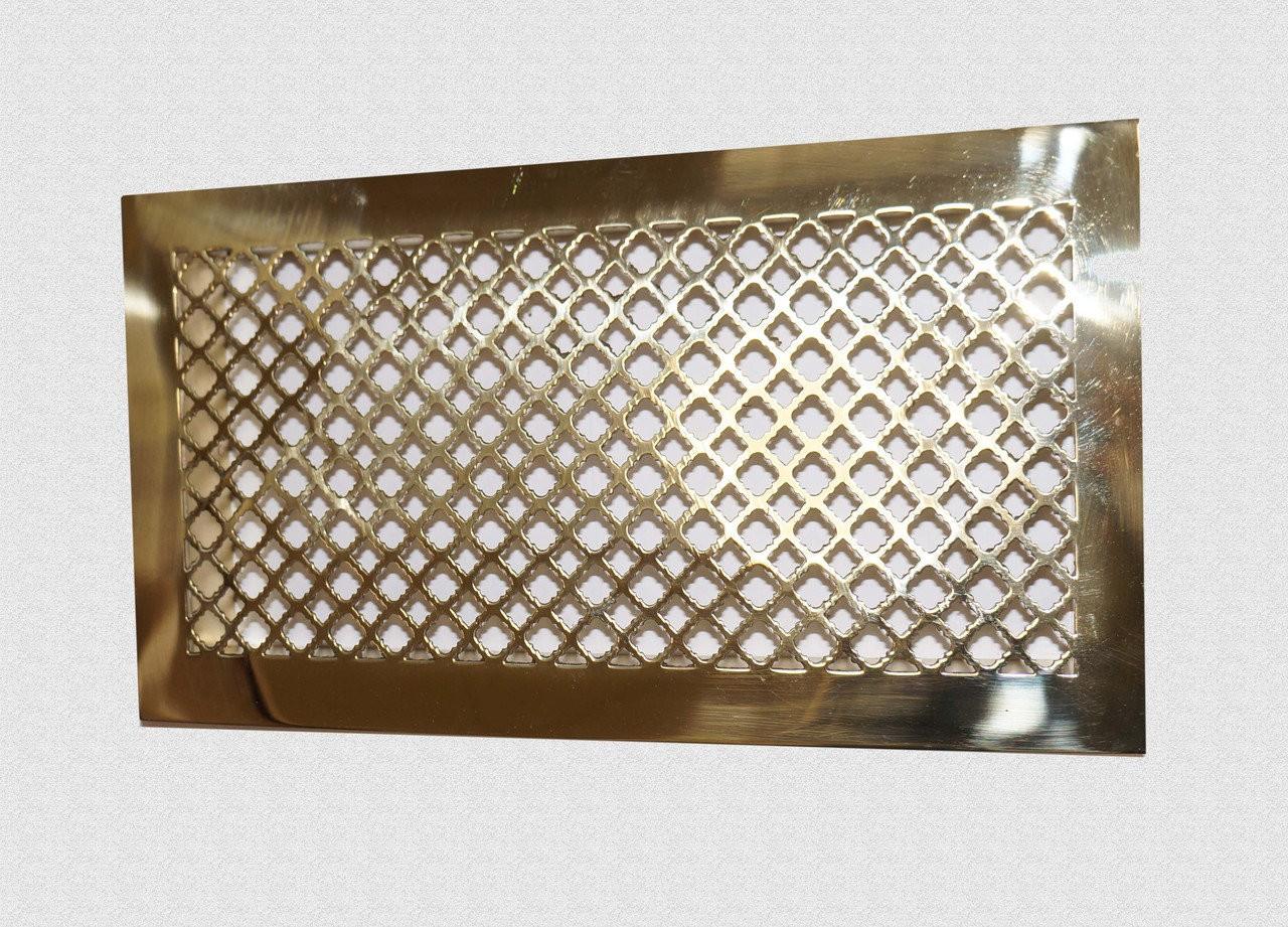 решетка из латуни