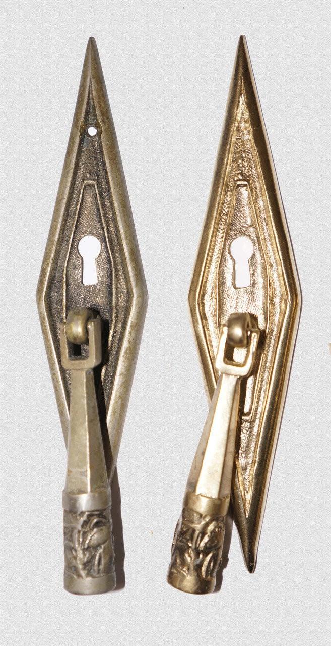 Мебельная ручка Ромбик, арт: 06-0015