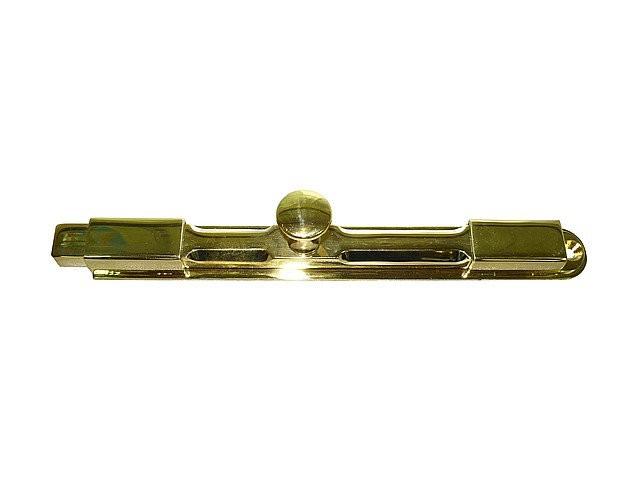 Шпингалет накладной Элитный с квадратным фрезерованным штоком, арт: 05-005