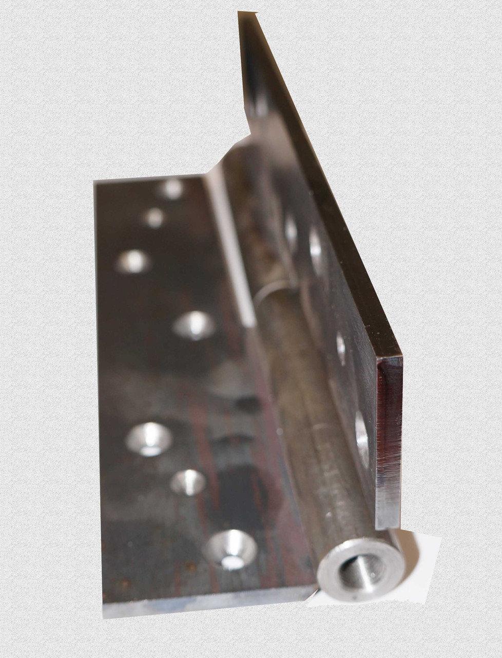 Петля разъемная, стальная усиленная на подшипнике, арт: 04-010