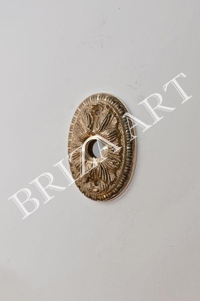 Каминная ручка Барочная, арт: 09-014
