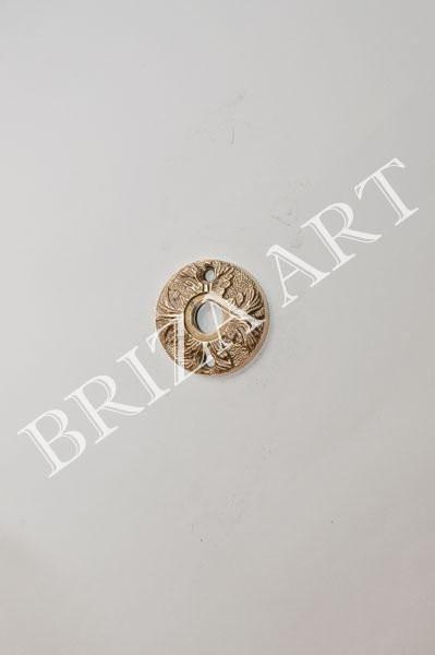 Каминная ручка Барочная, арт: 09-024