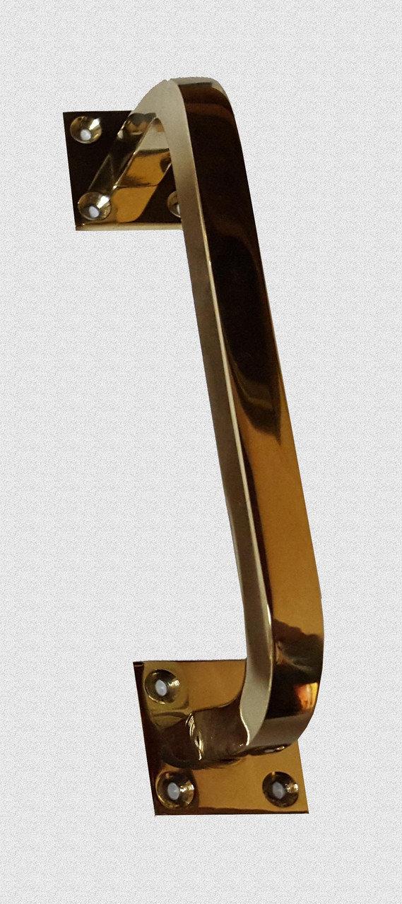 Оконная ручка Скоба с квадратным профилем, арт: 03-012