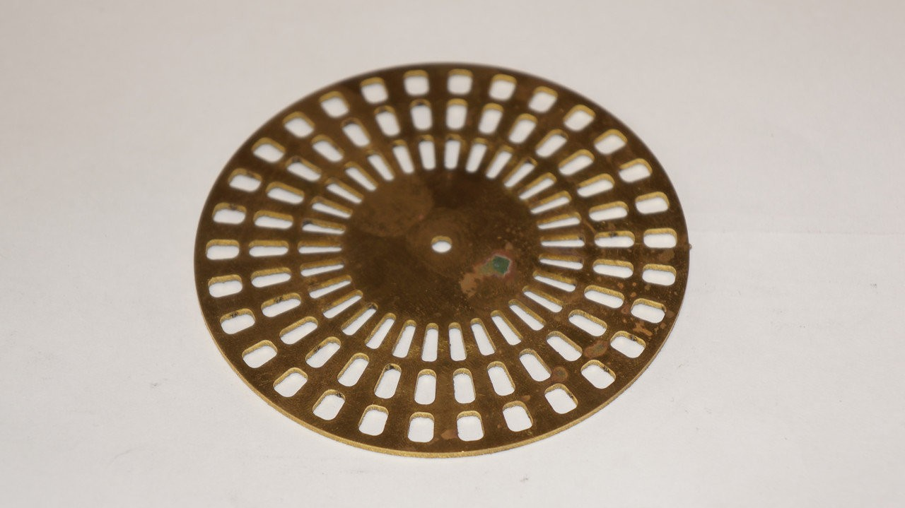 Вентиляционные латунные решетки, арт: 08-014