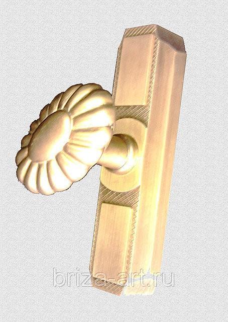 Ручка оконная голландская, арт: 03-021