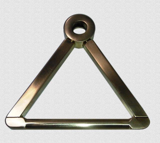 """Ручка """"Треугольник"""" для системы фрамуг, арт: 19-003"""
