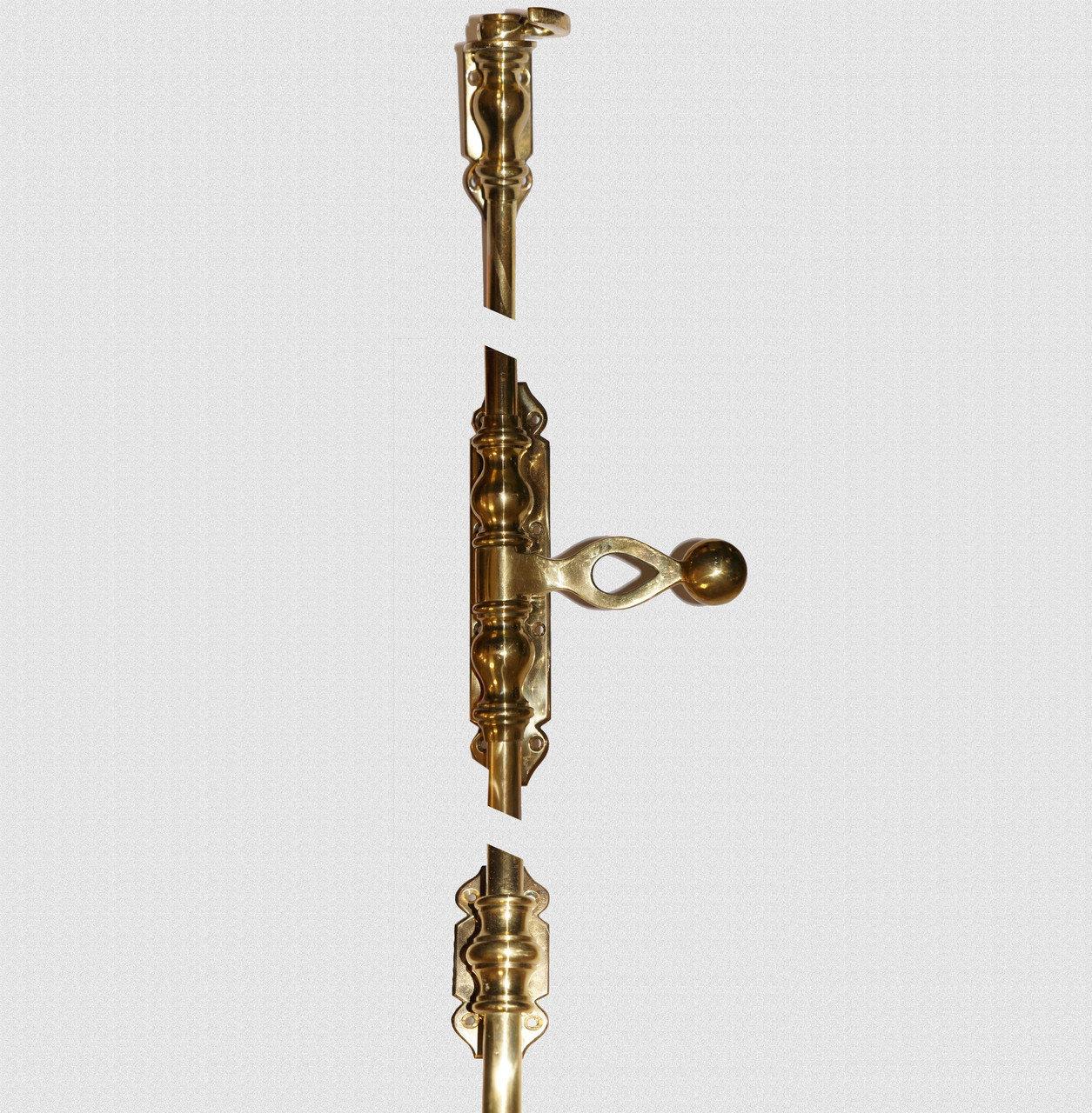 Кремона Классическая (шпингалет прижимной), арт: 05-011-1