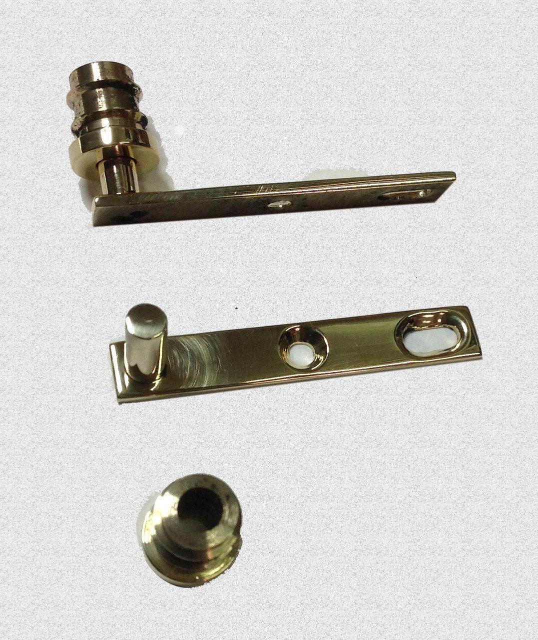 Петля мебельная Г-образная, арт: 04-004-Г