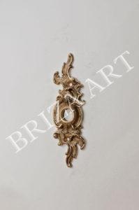 Каминная ручка Барочная, арт: 09-017