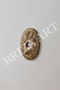 Каминная ручка Яичко, арт: 09-015