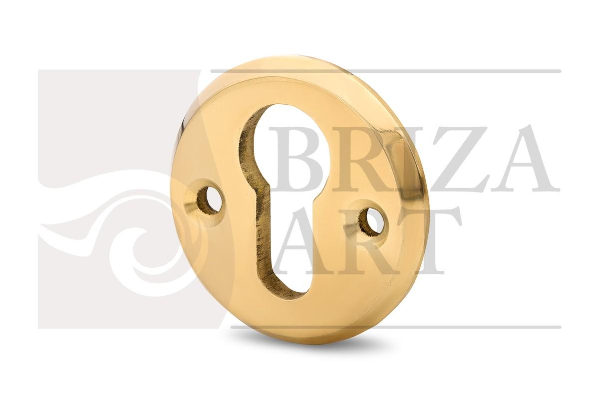 Ключевина под Цилиндр, круглая d50, арт: 07-001-02
