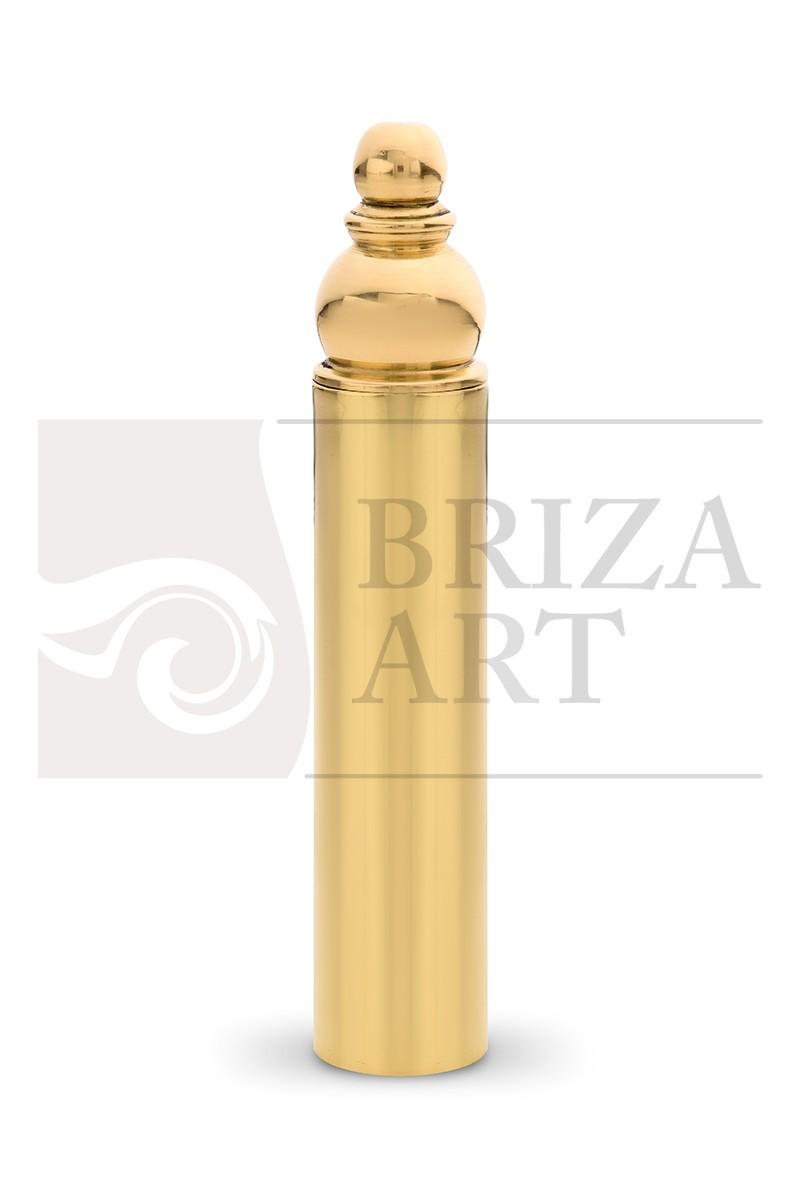 Колпачок декоративный для ввертных петель, арт: 04-006
