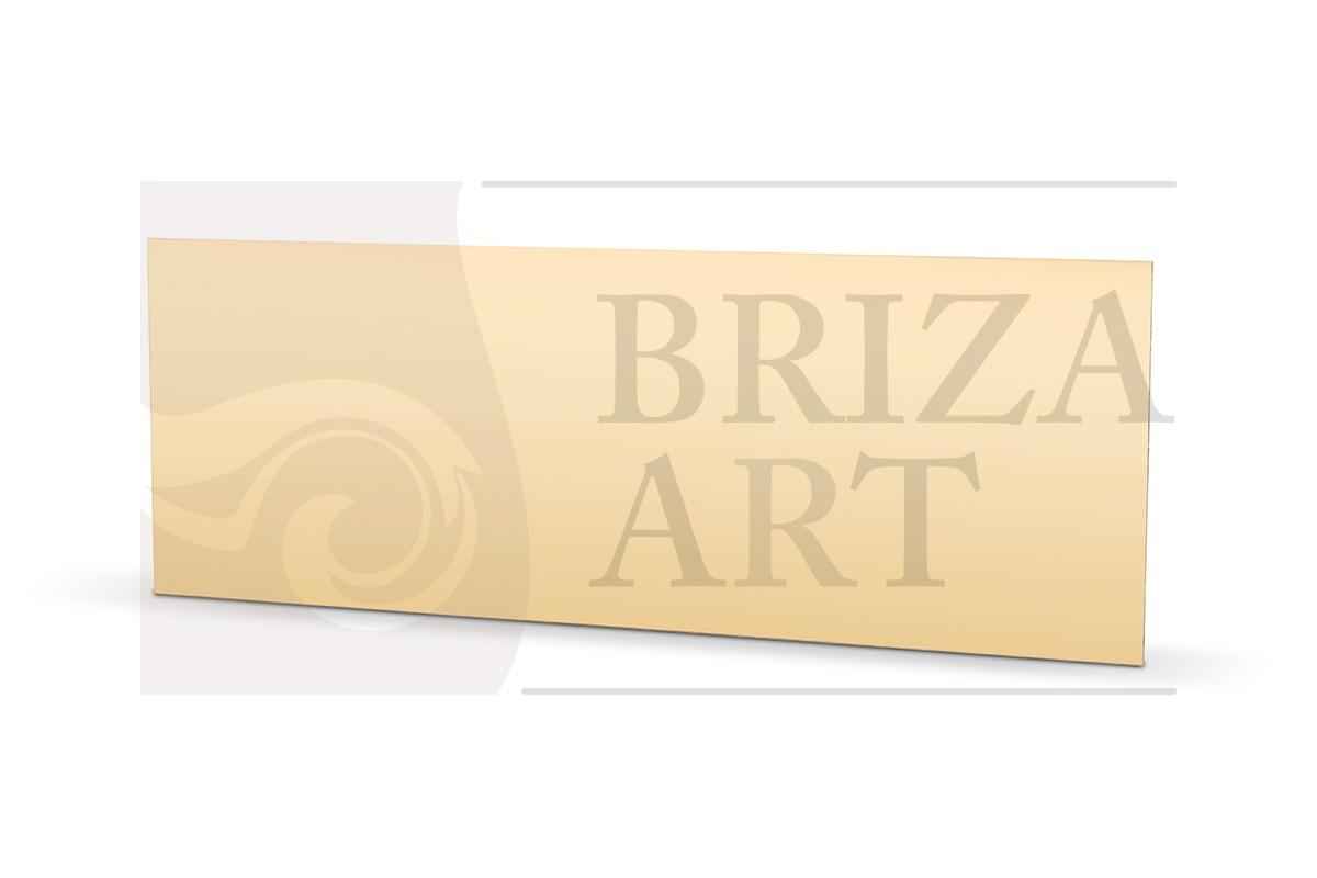 Пластина отбойная латунная, арт: 16-003