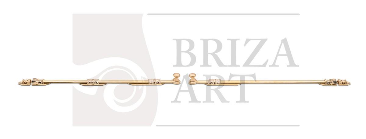 Шпингалет дверной накладной Анфиладный, арт: 05-003