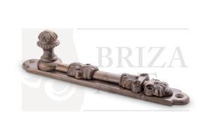 Шпингалет дверной накладной Анфиладный, арт: 05-014