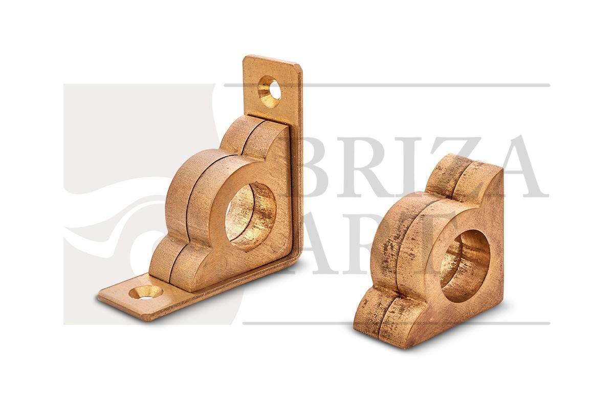 Ковродержатель с угловым раскладным кронштейном, арт: 10-004