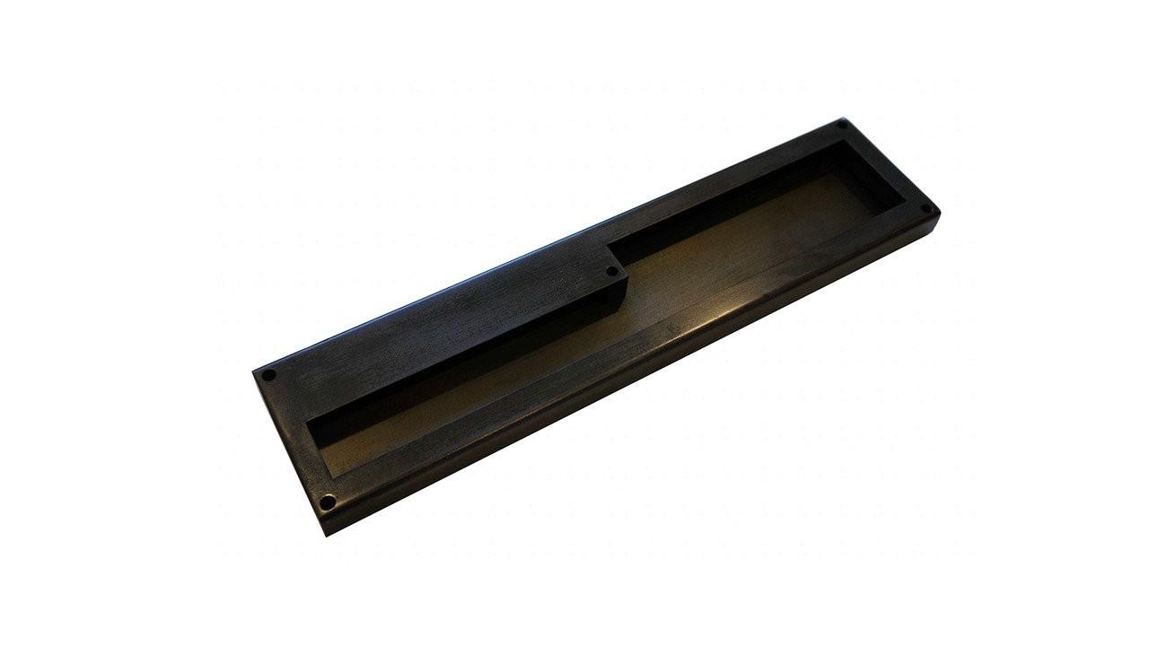 Ручка дверная опорная врезная для раздвижных/распашных дверей, арт: 01-063