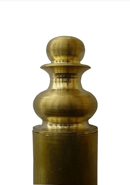 Золото (Матовая латунь)