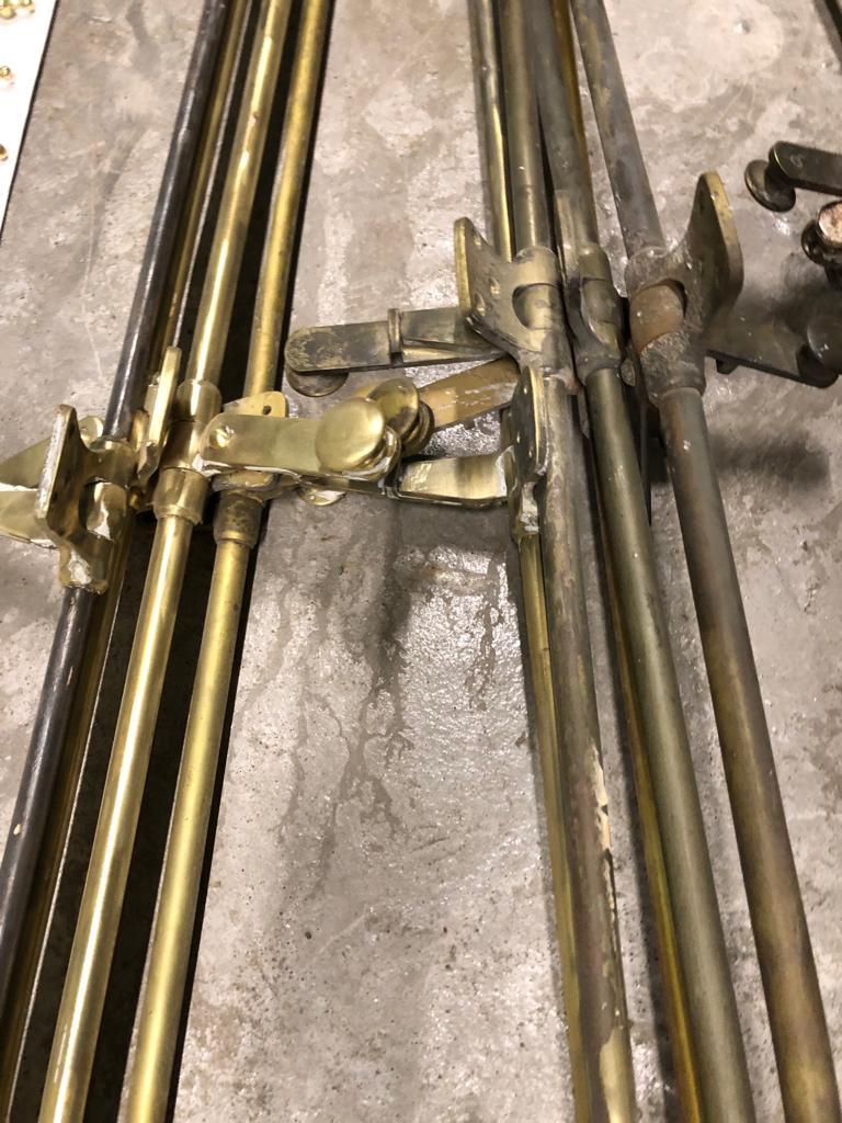 Реставрация изделий из латуни и бронзы
