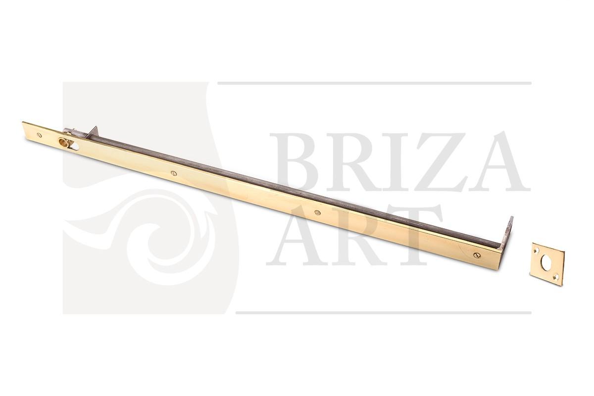Шпингалет врезной 700мм, арт: 05-001