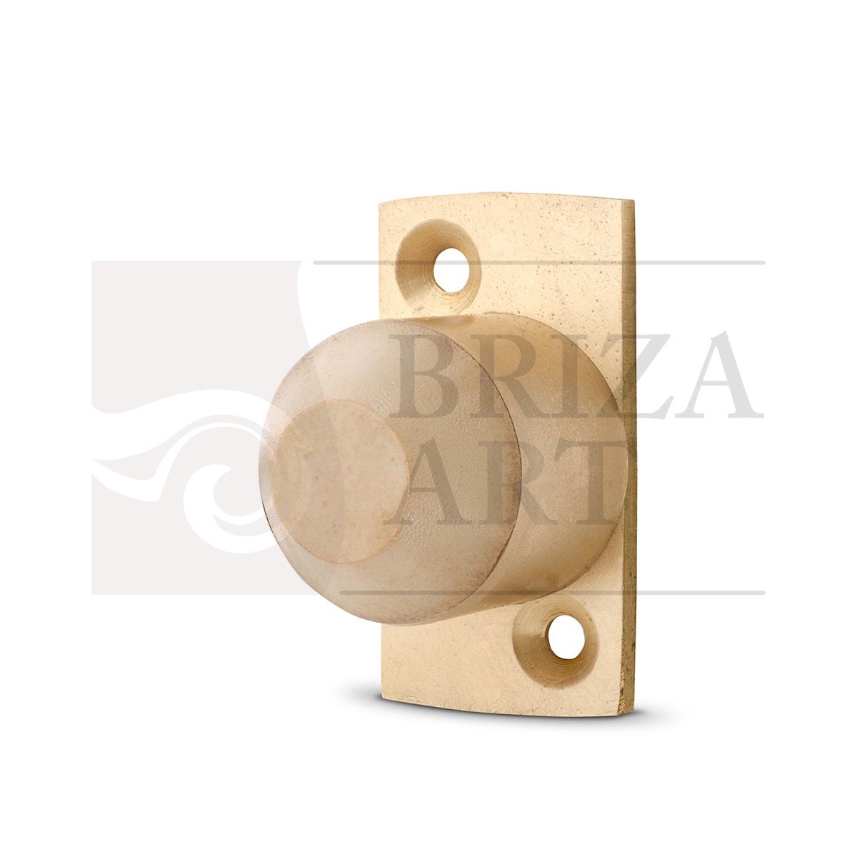 Стопор дверной настенный, арт: б/а